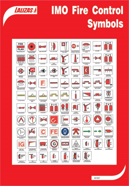 Imo Fire Control Symbols